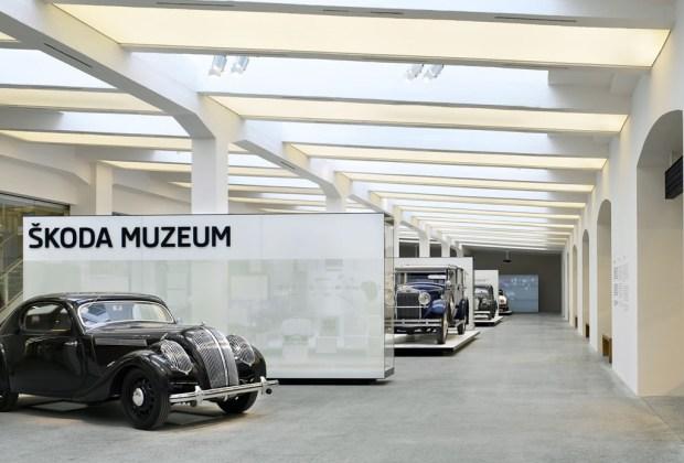 Los museos de autos más importantes del mundo - skoda-2-1024x694