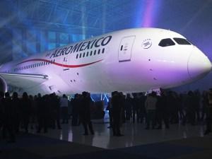 Aeroméxico incorpora lo último en tecnología a su flota