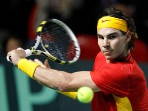Rafael Nadal estará en el Abierto Mexicano de Tenis 2013