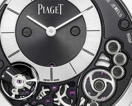 Piaget presenta el reloj más delgado del mundo