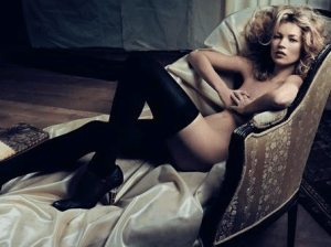 Looking for Kate…Moss