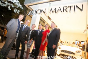 Aston Martin llegó a México
