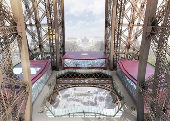 El nuevo primer piso de la Torre Eiffel - 51-e1445415809808