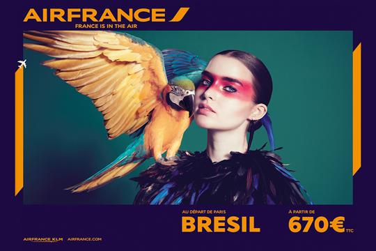 Air France y la alta costura en un mismo vuelo