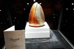 Un huevo de pascua muy fuera de lo común