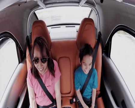 Un coche hands free