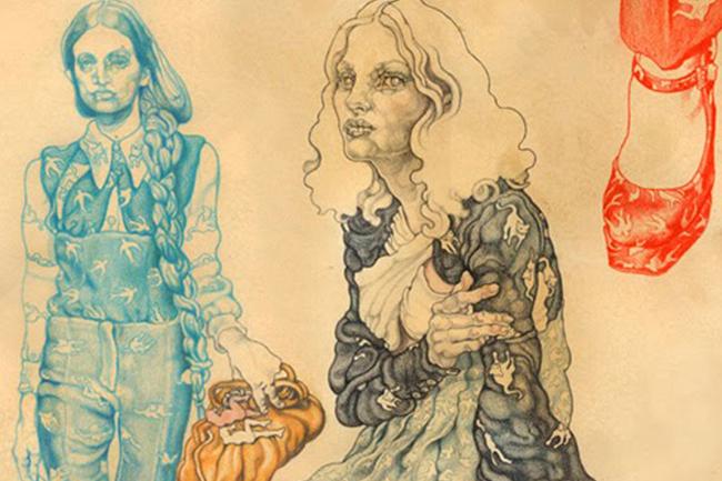 Conoce a la ilustradora de moda Carmen García Huerta