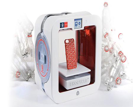 Imprime en 3D y recicla PET ¿qué mas puedes pedir?