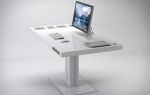 The Milk Desk reinventará el espacio de trabajo