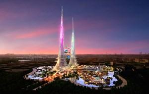 Otro competidor para el edificio más alto del mundo