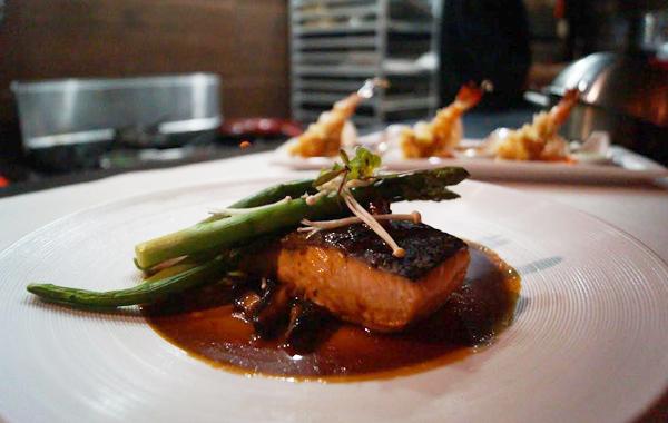 Tony's Asian Bistro: delicioso, original y exclusivo