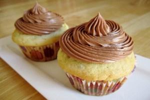 El secreto en los cupcakes de plátano