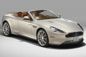 El nuevo convertible de Aston Martin con interiores ecuestres