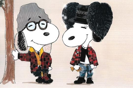 Snoopy toma la fashion week de Nueva York