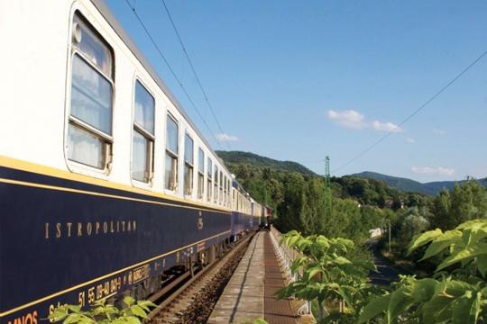 El viaje en tren más express y lujoso del mundo