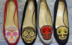 Charlotte Olympia inspirada en México