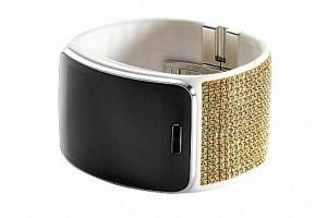 El smartwatch de Samsung con cristales Swarovski