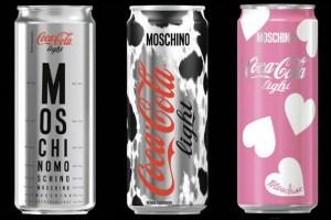 Coca Cola: la nueva conquista de Moschino