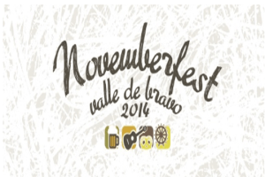 Novemberfest 2014: el festival cervecero de Valle de Bravo