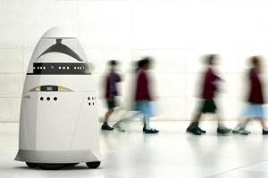 Knightscope K5, el robot que cuidará a los humanos en el futuro