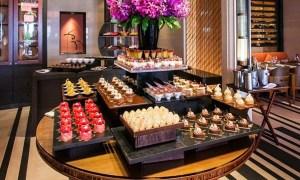 Monday's Tea: La experiencia de té y chocolate del Capella Singapur