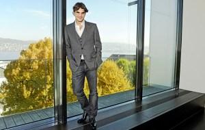 La nueva casa de Roger Federer