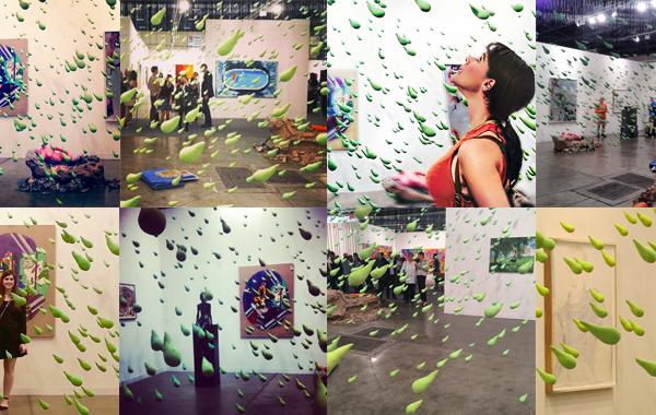 La pieza más instagrameada de Art Basel Miami