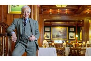 El restaurante de Ralph Lauren en NY
