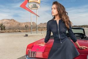 Irina Shayk protagoniza la nueva edición del Fashion Fest de Liverpool