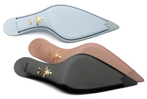 Zapatos personalizados, solo en Prada