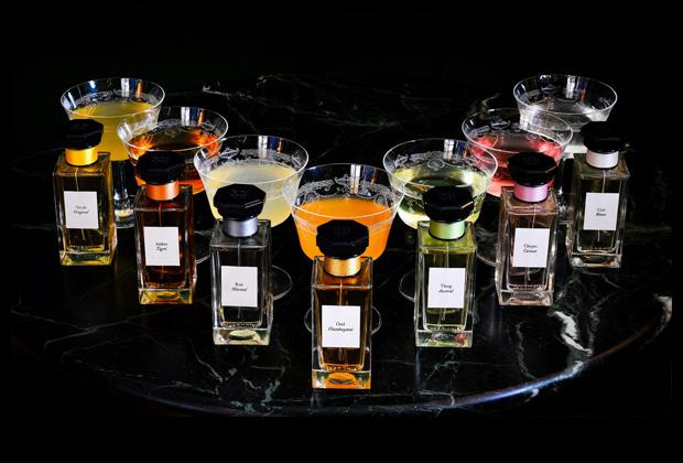 Perfumes de Givenchy para tomar
