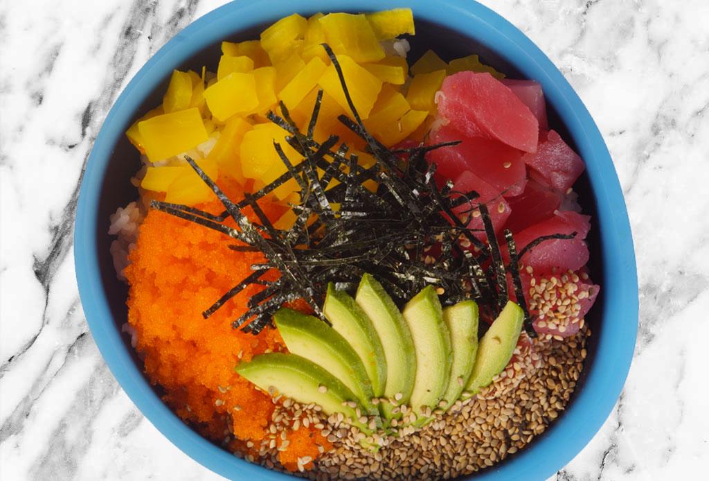 5 lugares para comer los mejores tuna bowls de la CDMX - tuna-bowl-cdmx