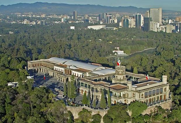 Los 7 museos que todos tienen que conocer en la CDMX - Castillo
