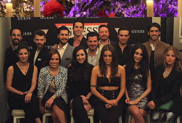 La cena especial de Guess Watches