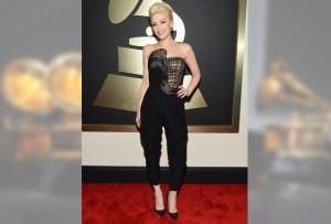 Los mejores outfits de los Grammys 2015