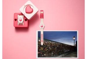 Unlock My Heart, el regalo de Swatch para los enamorados