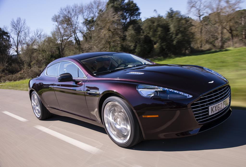 10 automóviles que todo hombre desea - Aston-Martin-Rapide