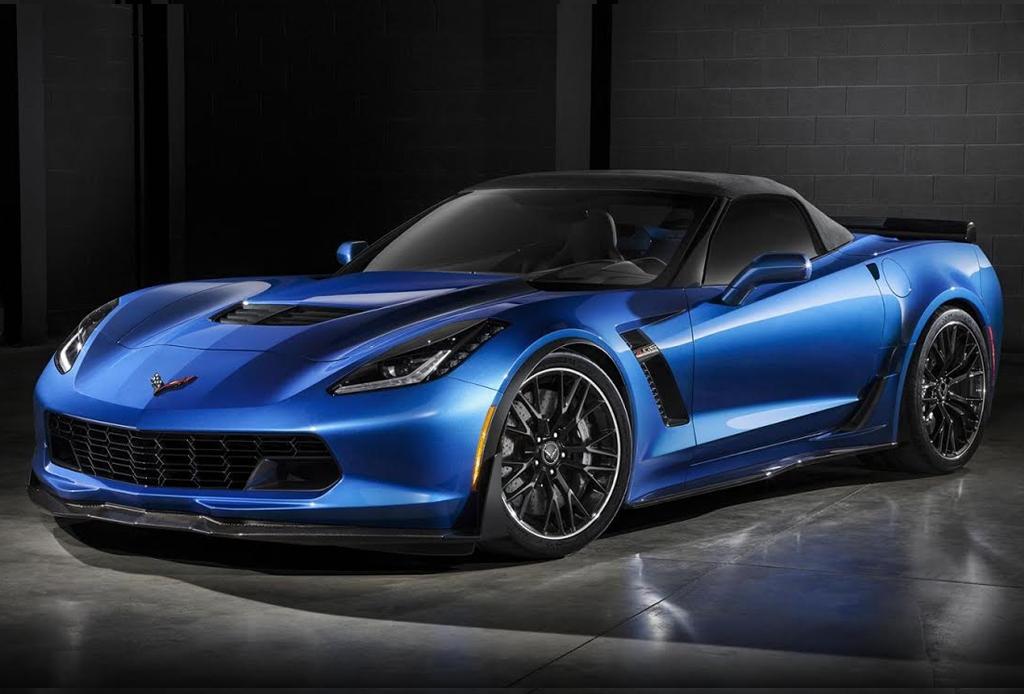10 automóviles que todo hombre desea - Chevrolet-Corvette-C6