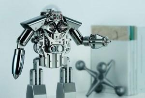 Melchior: el robot del tiempo de MB&F
