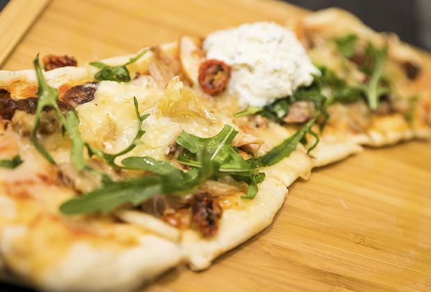 Pleno Social House estrena deliciosos platillos - Pizza-Grill