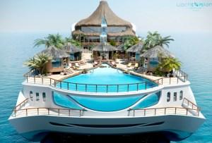 Yacht Island presenta un nuevo concepto en cruceros