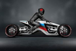 Roadcarver: La moto de cuatro ruedas