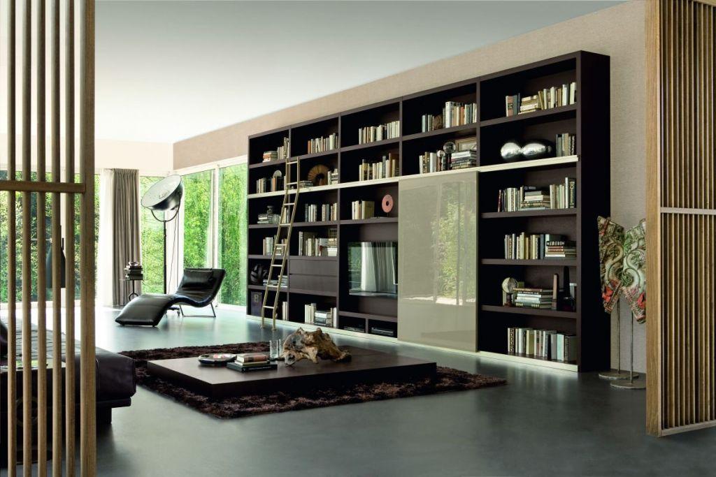 5 muebles en los que hay que invertir en tu primer depa - Bookshelf
