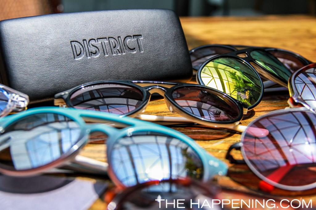 District Eyewear: lentes diseñados en la Ciudad de México