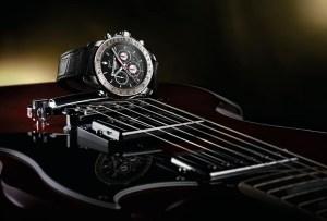 Raymond Weil colabora con Gibson para crear un reloj