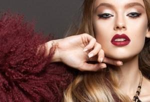Los productos perfectos para un beauty look Marsala
