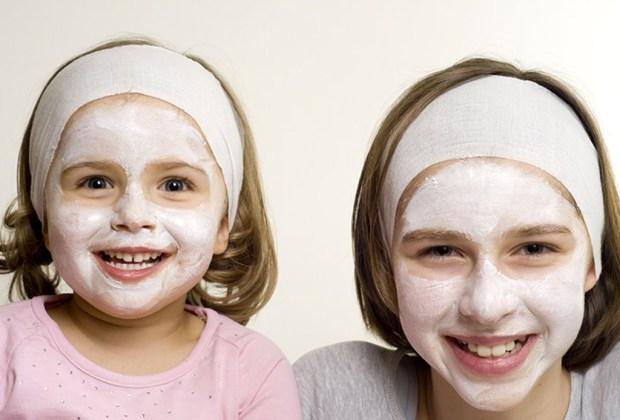 Arma un spa para niños en tu casa - mascarilla-para-ninos-1024x694