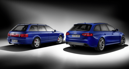 Old Vs New: ¿Qué prefieres? - Audi