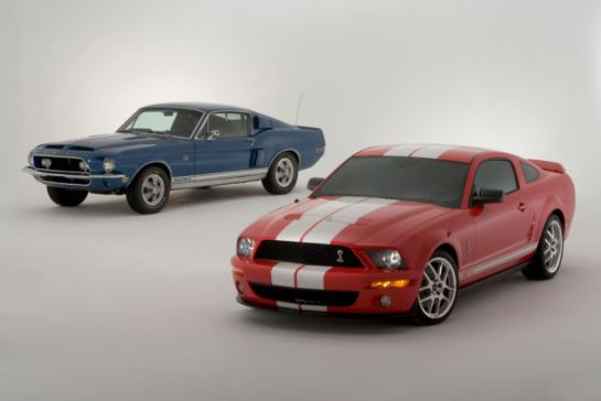 Old Vs New: ¿Qué prefieres? - Ford