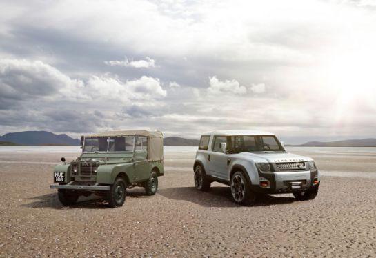 Old Vs New: ¿Qué prefieres? - Land-Rover-2